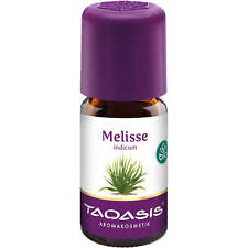 TAOASIS Melisse indicum bio 100 % Naturduft Öl, 5 ml ätherisches Öl 14351909
