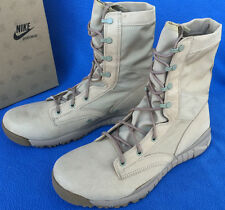 Nike SFB Special Field Boots 329798-221 Tactical Army Desert Tan Men's 12.5 new