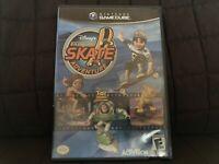 RARE! Disney's Extreme Skate Adventure (Nintendo GameCube, 2003) Complete