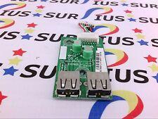 USSP Dell 2001FP USB Ports Board 55L7508001 48.L7508.A01 E157925 BENQ