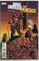 Marvel Universe vs Punisher 2010 series # 4 near mint comic book