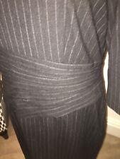 Hobbs 16 Dress Office Stripe