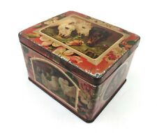 More details for small vintage farm animals tin horses chickens and doves