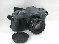 Pentax P30T 35mm SLR Film Camera, SMC Pentax-A 50mm F1.7 Lens