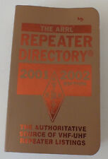 Arrl Repeater Directory 2001/2002 Pocket Size