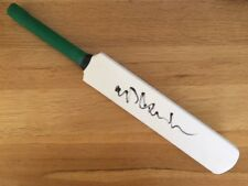 MICHAEL VAUGHAN - Hand Signed Mini Cricket Bat (Yorkshire and England Captain)