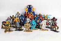 Halo Mega Construx Figure LOT (Spartans, Grunts, Halo Heroes, Gold Master Chief)