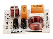 2pcs KASUN Hi-Fi Speaker Frequency Divider Crossover Filters 2 Way 3 Unit L-660C