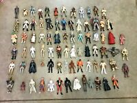 Star Wars action figure lot of 80 figures! FREE shipping! Lot #1