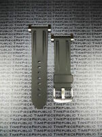 New Suunto Core PU Rubber Strap Soft Diver Watch Band Lugs Adapter Set Black