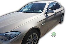 BMW 5 SERIES F10 4 DOOR SALOON 2010-2016 WIND DEFLECTORS 4pc HEKO TINTED
