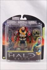 HALO Reach Series 4 Jorge Figure (No Helmet Version) by McFarlane