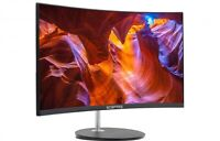 Large LED 27 Inch Curved Monitor HDMI VGA Build-in Speaker 75hz Sceptre New