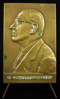 Medal James T Quintero Orthopedics Dento-Facial Fernand Michael Sc 1953 Medal