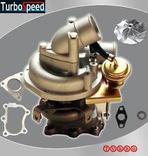 Billet compressor wheel HT12-19B/19D Nissan Navara ZD30 - D22 turbo charger 3.0L