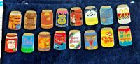 Disney Parks Delicious Drinks Mystery Bag Complete Set  16 Pin NEW