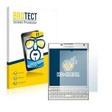 2x BROTECT Film Protection pour BlackBerry Passport Protecteur Ecran