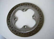 DISCO FRENO POSTERIORE , REAR BRAKE DISC , TRIUMPH SPRINT RS 955 i '00 .