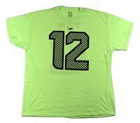 NFL Mens Seattle Seahawks #12 FAN Shirt NWT L