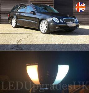 Mercedes E Class Estate W211 LED Interior Light Kit
