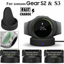 for Samsung Gear S2 S3 Classic Frontier Wireless Charging Dock Cradle Charger US