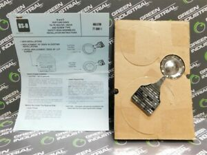 "NEW BS&B Safety Systems 1"" 96007732-1 Rupture Disc 249 PSIG @ 72°F 3255515"
