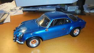Rare G001 Alpine Renault A110 GR4 1800 1/12 N°708/999 Ottomobile Otto Ottomodels