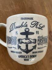 RRL Collectable Ralph Lauren Mug Cup