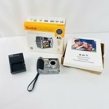 Kodak EasyShare Z730 5.0MP Digital Camera - Silver BX8