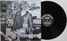 H.I.C. Systeemi - Total Blackout LP Appendix Bastards Riistetyt Kohu-63 Kaaos