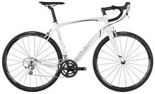 2012 Raleigh Revenio Carbon 1 54CM White Road Bike