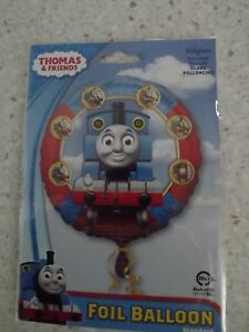 THOMAS THE TANK ENGINE  FOIL BALLOON  17 in 43 cm  NEW  PARTY XL BIRTHDAY