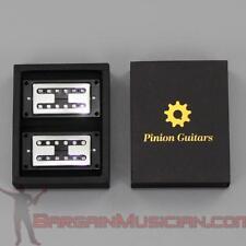 Pinion Guitars - HC2-BK - Premium Ceramic Humbucker Electric Guitar Pickup Set