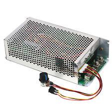 Dc 10v 50v 5000w 200a Dc Motor Adjust Speed Controller Regulator Pwm Reversible