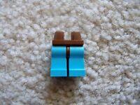 LEGO Star Wars - Rare Original Greedo Legs - 4501 Sky Blue (Dove Blue) - New