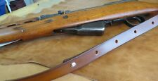 "1"" inch wide Cowhide Leather Rifle Gun Sling - Handmade - Walnut color"