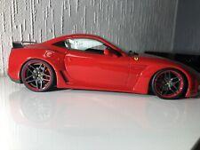 Ferrari California 1/18 Novitec (Mr Collection ,BBR ,GT SPIRIT , Auto Art)