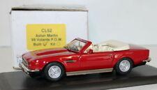 SMTS 1/43 scale - CL52 - Aston Martin V8 Volante POW - Red