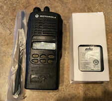 Motorola HT1250 LS+ UHF 403-470 Free Program AAH25RDH9DP5AN Includes New Battery