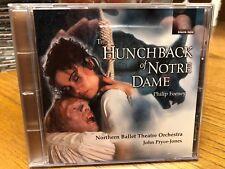 Feeney: The Hunchback of Notre Dame, 1 CD, Black Box