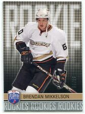 2008-09 Be A Player 227 Brendan Mikkelson Rookie 93/99
