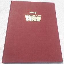 Den 3 Children of Fire S&N Ltd to 200 Hardcover HC HB Corben art Fantagor Rare