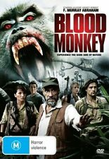 Blood Monkey - DVD ss Region 4 Good Condition