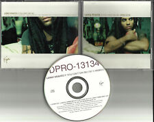 LENNY KRAVITZ w/ ZERO 7 If you can't w/ 3 RARE MIXES PROMO DJ CD Single say No