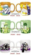 Gin Tama Mug Cup set of 3 prize official anime Authentic