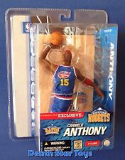 McFarlane Toys Carmelo Anthony All Star Game Exclusive 2005 Denver Nuggets NBA