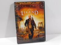 dvd movie I Am Legend (DVD, 2008, Widescreen)