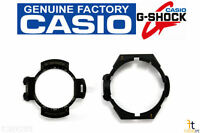 CASIO GA-1000-1B Original G-Shock Black BEZEL Case Shell (Top & Bottom Bezel)