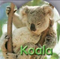 """VERY GOOD"" Koala [Board book], die-cut-board-book, Book"