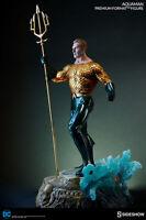Aquaman Justice League Premium Format 1/4 Statue DC Comics Universe Sideshow